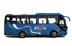 Yutong. Туристический автобус ZK 6858 H9, 31 место