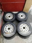 Зимние колеса 165/80r13 Probox ok!