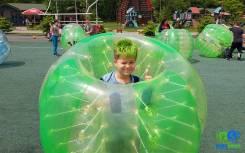 Бампербол, турниры в шарах! Идеально для активных и неугомонных детей!