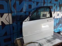 Дверь передняя левая на Honda Torneo CF4