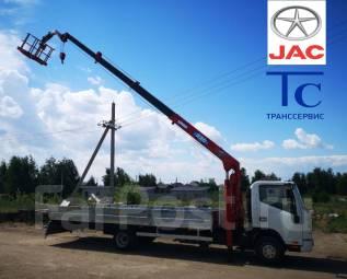 JAC N80. С люлькой! Официальный дилер JAC и сервисный центр в Хабаровске!, 3 761куб. см., 4 500кг., 4x2