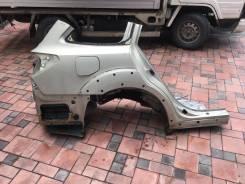Крыло заднее правое Subaru Outback BRF br9 EZ36 B14 2009г цвет D6H
