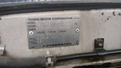 Продам двигатель 1KZTE Toyota Hilux Surf, KZN185