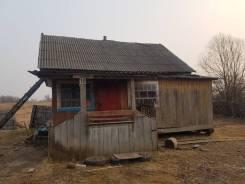 Продается дом в с. Чернышевка. Чернышевка, улица 9 Мая 10, р-н Чернышевка, площадь дома 33,6кв.м., электричество 21 кВт, отопление твердотопливное...