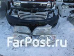 Бампер передний на Toyota Corolla NZE121 NZE124 3 МОД