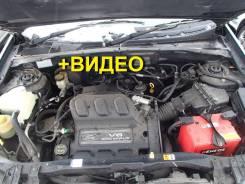 ДВС Двигатель в сборе AJ(3.0L) Mazda Tribute EPFW