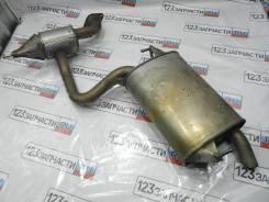 Глушитель задняя банка Toyota Avensis AZT251