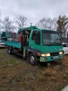 Hino Ranger. Продаю грузовой с манипулятором , 7 000куб. см., 5 000кг., 4x2