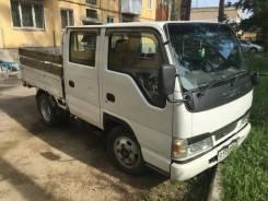 Isuzu Elf. Продаётся грузовик Isuzu ELF, Двухкабиник., 4 777куб. см., 2 500кг., 4x2