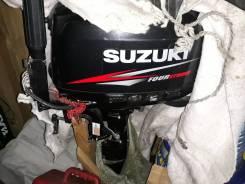 Suzuki. 5,00л.с., 4-тактный, бензиновый