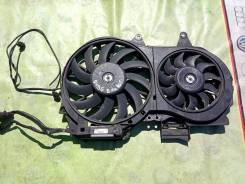 Вентилятор охлаждения радиатора. Audi A4, 8E5, 8EC, 8ED, B6, 8H7, 8K2, 8HE BGB, BDH, BBJ, BFC, BDG, BUL, ALT, BDV, ASB, BWE, BEX, BCZ, BFB, AUK, ASN...