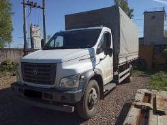 ГАЗ ГАЗон Next C41R33. ГАЗон Next грузовой с бортовой платформой (ГАЗ-C41R33), 4 433куб. см., 4 570кг., 4x2