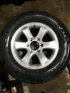 "Toyota. 8.0x17"", 6x139.70, ET30"