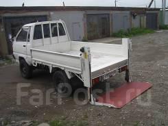 Toyota Lite Ace. Продается грузовик 4WD Аппарель Дизель, 2 000куб. см., 1 000кг., 4x4