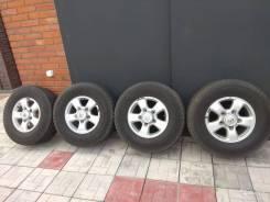 Колеса от Toyota Land Cruiser