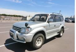 Кузов Целый Не Пиленный В Наличии Toyota Land Cruiser Prado 95