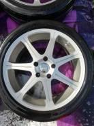 Продам комплект летних колес Bridgestone BEO 18 дюймов