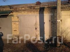 Гаражи кооперативные. переулок Куйбышева 7, р-н Гормолокозавод, 17кв.м., электричество, подвал.