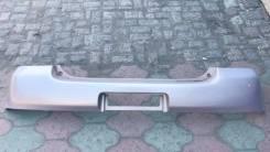 Бампер задний Toyota VITZ/Yaris 99-05 верхняя часть