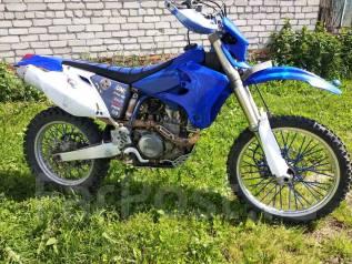 Yamaha WR 450F. 450куб. см., птс