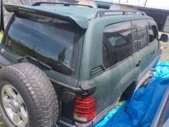Toyota Land Cruiser. OTCUTCTBUET, 2UZ0011370