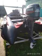 Akila. длина 3,50м., двигатель подвесной, 25,00л.с., бензин