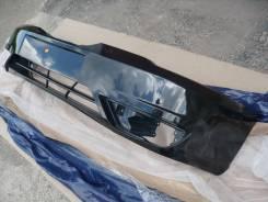 Новый окрашенный бампер (черный) Daewoo Nexia N150 08-16г