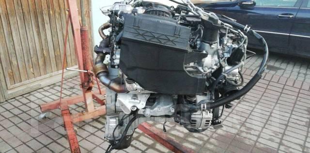 Двигатель Мерседес мл 3.0 bluetec тестовый 642826