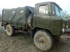 ГАЗ 66. Газ 66, 4 250куб. см., 2 000кг., 4x4