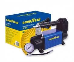 Компрессор Goodyear GY-50L 50 л/мин со сьемной ручкой,съемный витой шлангсумка для хранения GY000112