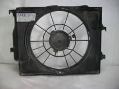 Диффузор. Kia Rio, FB Hyundai Solaris, HCR Двигатели: G4FC, G4FG, G4LC