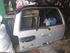 Дверь багажника. Toyota Hilux Surf, KDN185W, KZN185G, KZN185W, RZN180W, RZN185W, VZN180W, VZN185W 1KDFTV, 1KZTE, 3RZFE, 5VZFE