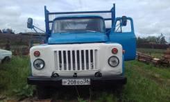 ГАЗ 53. ГАЗ-53, 115куб. см., 3 500кг., 6x2