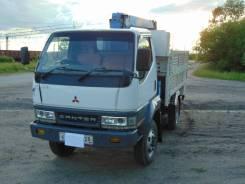 Mitsubishi Fuso Canter. Продается грузовик Mitsubishi Canter, 5 249куб. см., 3 000кг., 4x4