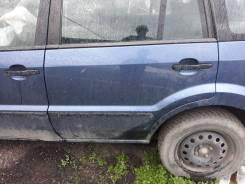 Дверь задняя левая форд фьюжин