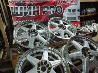 "Racing Hart. 7.5x18"", 5x114.30, ET42, ЦО 73,0 мм."
