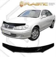 Дефлектор капота Nissan Bluebird Sylphy G10 2000-2005 (Мухобойка)
