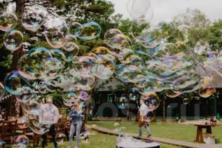 Шоу мыльных пузырей Bubble gum Show