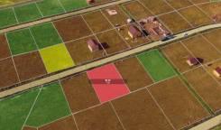 Земельный участок 7,6 соток под строительство дома. 8кв.м., собственность, электричество, вода. Фото участка