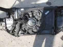 Вентилятор радиатора охлаждения с диффузором, 2.4б (б/у) Kia Optima 2 (Magentis 2 (GE, MG