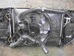Вентилятор радиатора, 2.4б (б/у) Kia Optima 2 (Magentis 2 (GE, MG