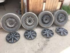 """Комплект 14' всесезонных колес Dunlop. x14"""" 4x100.00 ЦО 56,0мм."""