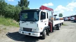 Hyundai Mega Truck. Продается манипулятор, 5 900куб. см., 8 000кг., 4x2