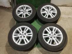 """R16 Toyota 5x114.3 7JJ OFF+50 Цо60,1мм 215/60R16 Falken. 7.0x16"""" 5x114.30 ET50 ЦО 60,1мм."""
