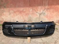 Бампер передний черный Toyota Funcargo NCP20, NCP21, NCP25
