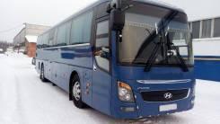 Hyundai Universe. Автобус Hyndai Universe SPA Luxury г. Нягань, 41 место