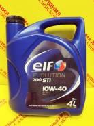 Elf. 10W-40, полусинтетическое, 4,00л.