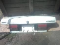 Крышка багажника. Toyota Corona, AT170, AT175, CT170, ST170, ST171 2C, 3SFE, 3SGE, 4AFE, 4SFI, 5AF