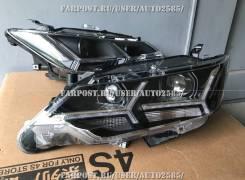 Тюнинг фары Lamborghini Style на Toyota Camry V50/V55 2015