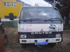 Mitsubishi Fuso Canter. Продам грузовик с крановой установкой, 3 600куб. см., 3 000кг., 4x4